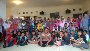 Khadijah Primary School English Camp
